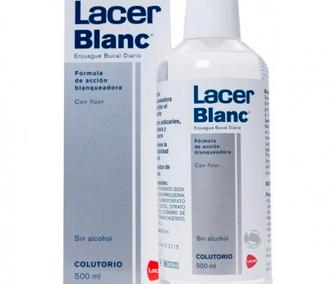 LACER BLANC COLUTORIO 500ml12 puntos