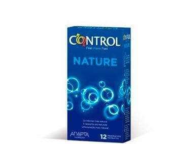 CONTROL ADAPTA NATURAL 12 UNID